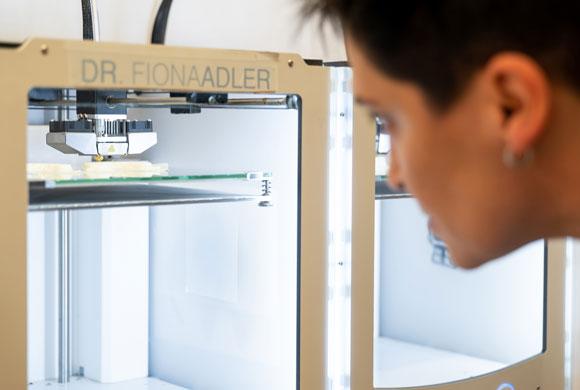 3D Drucker Dental in der Zahntechnik